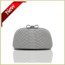 Top-qualität Partei handtaschen Serpentine Luxus Diamant Abendtaschen Partei taschen Günstige kupplung weiblich frauen tasche champagner/grau #8039