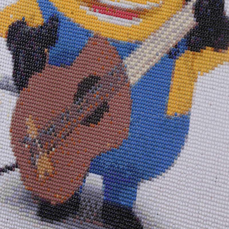 5d Подушка Вышивка ковровая одеяло спицы чувствовал Ремесла подушка ковер крюк блокировки вышивка крестиком животных розовый плюшевый мишка