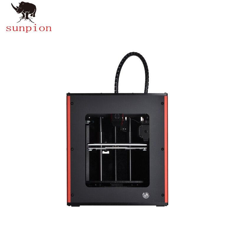 SUNPION Mini S1 3D Imprimante Grand Format D'impression avec Reprendre Impression Fonction Tactile Écran Meilleur 3D Machine D'impression