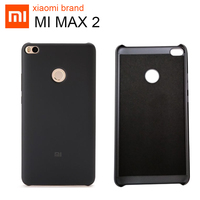 Original Xiaomi Mi Max 2 Max2 Case Cover Back Shell Anti Knock Hard PC Protective Phone