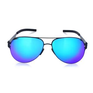 Image 3 - Pilot Brand Designer No Screw Polarized Sunglasses for Men and Women Spectacles Fashional Glasses Oculos with Original Case