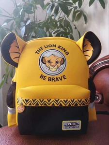 Image 5 - Genuine Disney movie the lion king  Simba Cartoon bag plush Doll Backpack Kids Girls boy children toy Christmas Birthday gift
