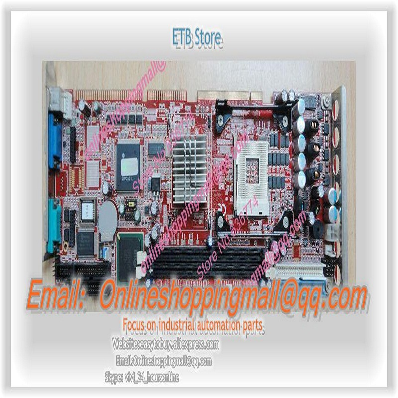 PCA-6006LV B2 industrial motherboard CPU Card board 100% test ok