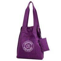 Super Big Bag 100 Original Kiple Brand Women Messenger Handbag Waterproof Nylon Shoulder Casual Tote Kiple