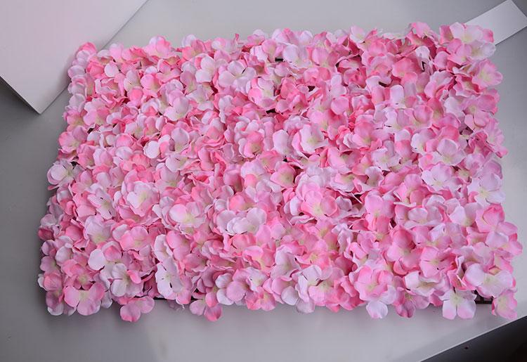 60 * 40cm Hydrangea DIY huwelijksboog instellen wanddecoratie Road - Feestversiering en feestartikelen - Foto 4