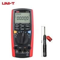 UNI T UT71B интеллектуальный цифровой мультиметр тестер USB к ПК True RMS LCR AC DC по смарт метр быть первым чтобы рассмотреть этот пункт