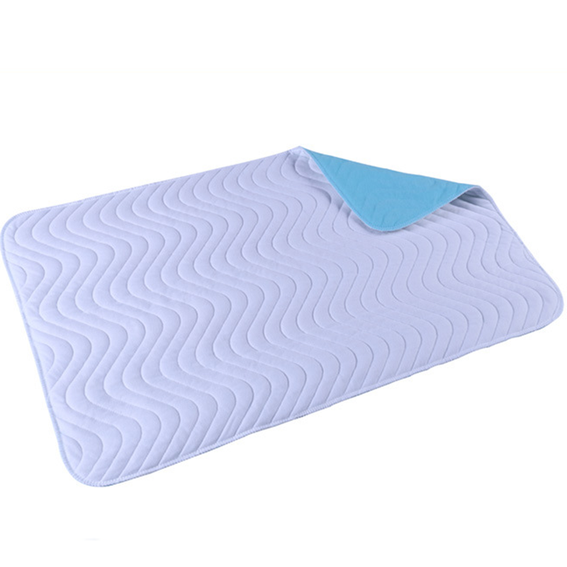 Baby Waterproof Diaper Absorbent Pad Cushion Baby Diaper Replacement Mat Reusable Machine Washable Mattress Urine Pad