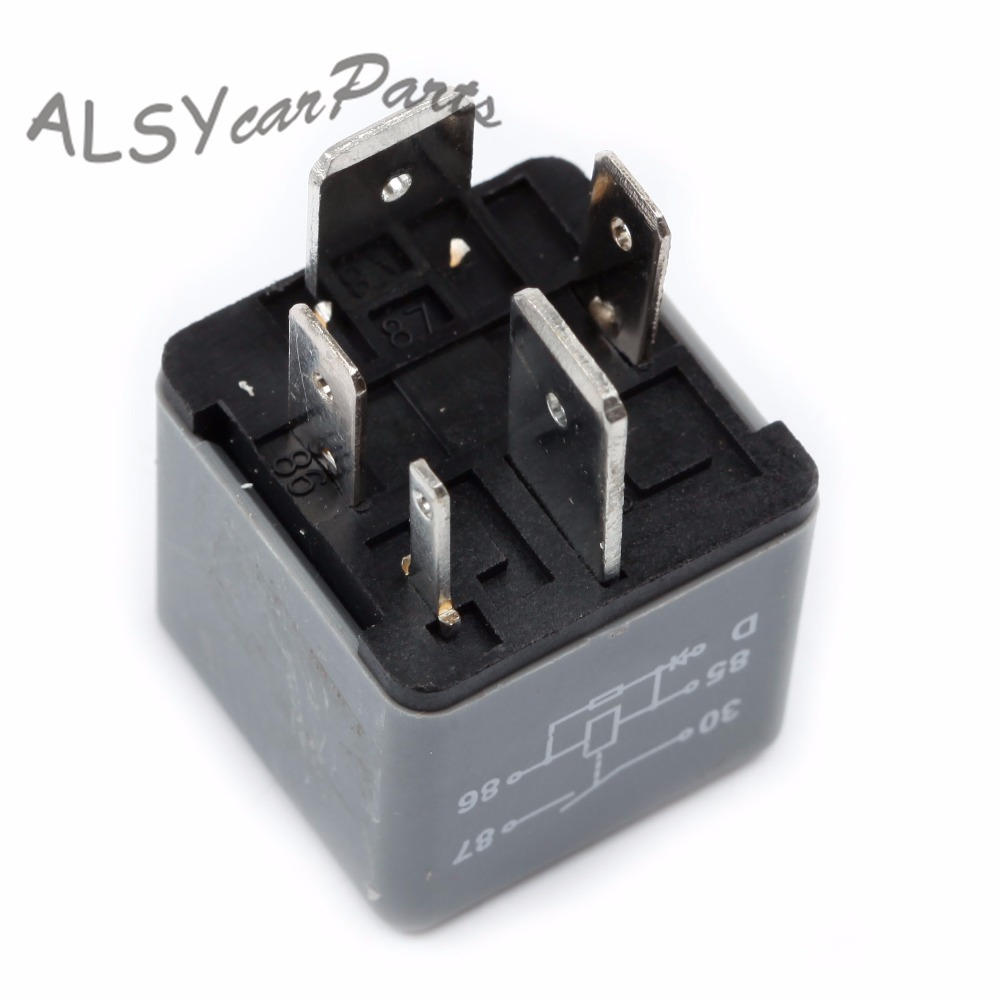 US $9 72 30% OFF|Aliexpress com : Buy KEOGHS OEM 5 Pin Ignition Relay 458#  For Audi A3 VW Golf MK5 MK6 Scirocco Jetta MK5 Passat B6 Seat Leon Toledo