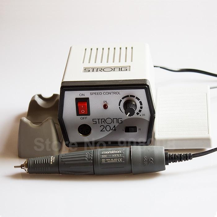 """Originalus Korėjos SDE-H37L1 maratono """"HANDPIECE MICROMOTOR Strong - Elektriniai įrankiai - Nuotrauka 5"""