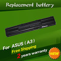 Jigu batería del ordenador portátil para asus a41-a3 a41-a6 a42-a3 a42-a6 a3 a3e a6 g1 A7 G2 Z91 Z92 A6E A6F A6G A6J A6Ja A6Jc A6Je A6Jm A6K