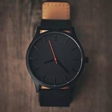 Reloj 2018 Fashion Large Dial Military Quartz font b Men b font font b Watch b