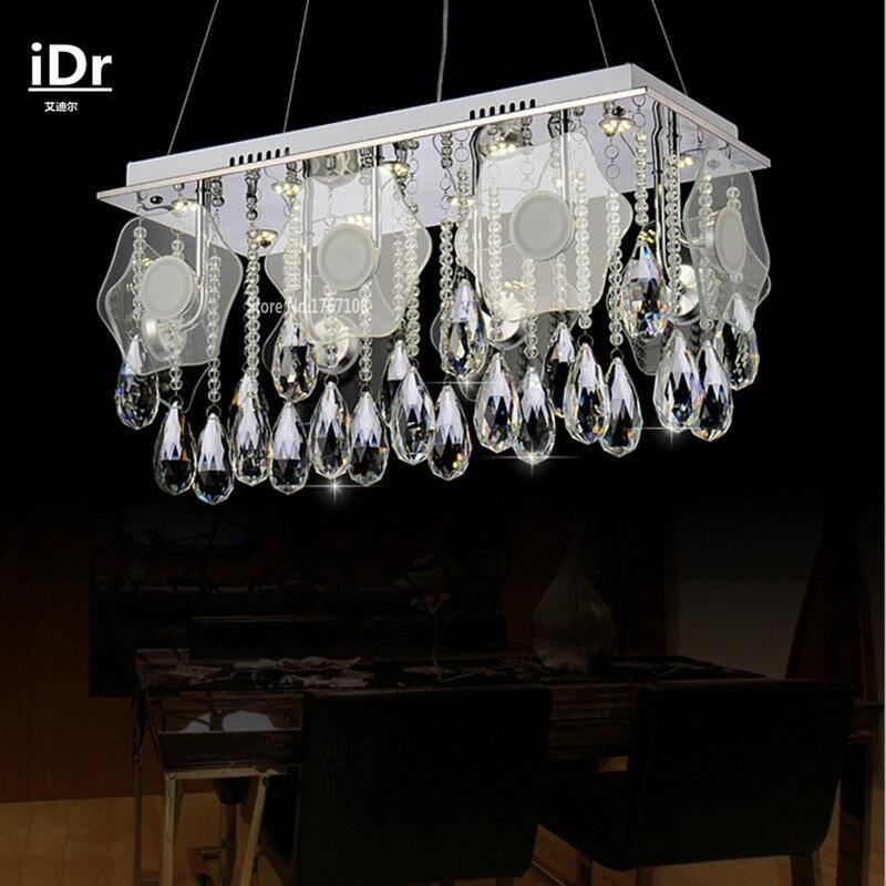 online get cheap rectangular chandelier crystal aliexpress, Lighting ideas