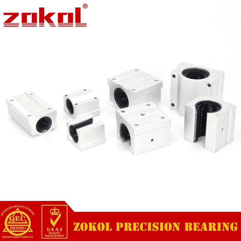где купить ZOKOL bearing SCS60UU Slider Linear motion bearing Length 122mm дешево