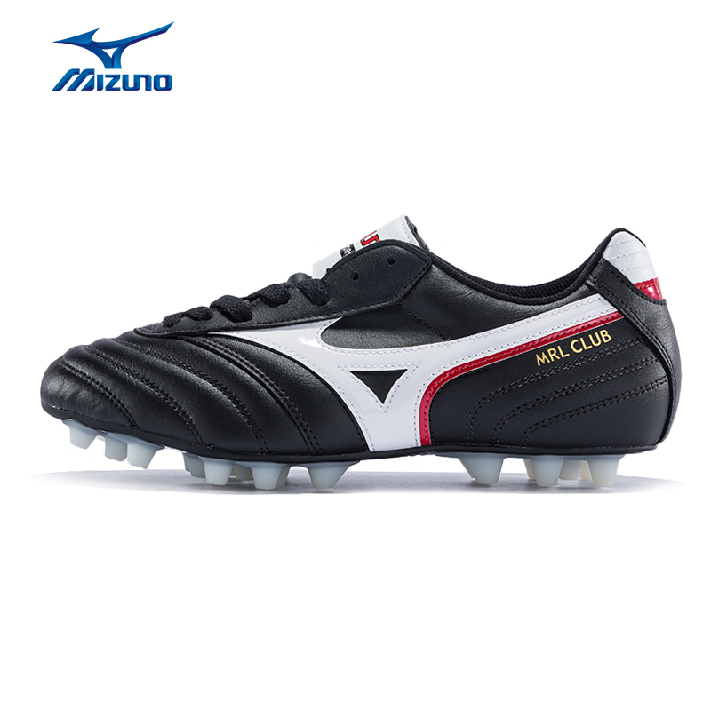 цена на MIZUNO 2016 Men's Sports Beathable Cushioning Soccer Shoes MRL CLUB 24 Light Sport Shoes Sneakers 12KP-08001 YXZ010