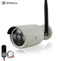 BFMore Wireless Audio 720P 960P 1080P 2MP IP Camera Sony HD Wifi Camera Remote IR Night