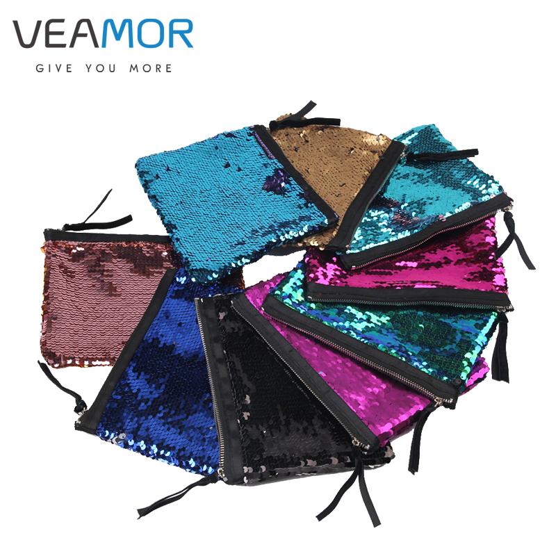 Veamor New Fashion Makeup Bag Double