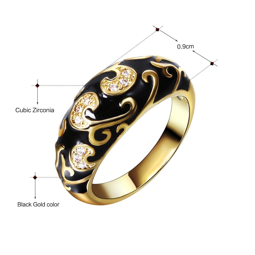 DreamCarnival1989 Nuevo diseño tallado anillo de compromiso popular - Bisutería - foto 6