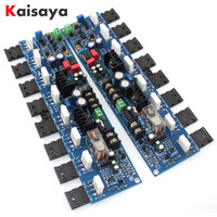 1 pair 300W E405 Amplifier Board A1943/C5200 2SA1930/2SC5171 Reference Accuphase Power AMP Circuit Module