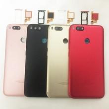 Original For Xiaomi Mi A1 5X MiA1 Mi5X Battery Cover Housing Back Door