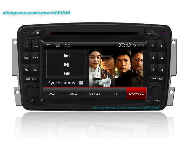 For Mercedes Benz Vaneo 2002 2005 Car Android GPS Navigation font b Radio b font TV