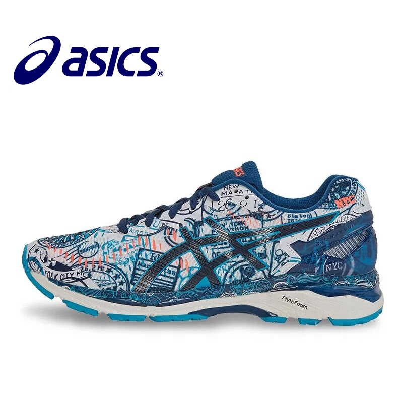 Original New Arrival Official ASICS GEL-KAYANO 23 T646N Man's Sneakers Sports Shoes Sneakers Outdoor Athletic shoes Hongniu asics tiger gel lyte iii lc