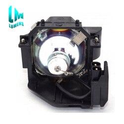 Kompatybilna lampa z oryginalnym palnikiem V13H010L36 dla Epson EMP S4 EMP S42 PowerLite S4 dla ELPLP36 żarówka projektora w Żarówki projektora od Elektronika użytkowa na