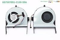 NEW CPU FAN FOR ASUS N552 N552VM CPU COOLING FAN EG75070S1-C130-S9A CPU COOLING FAN
