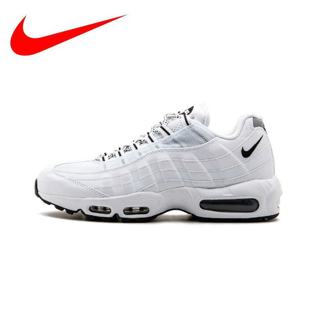 Original New Arrival Official NIKE AIR MAX 95 Men s Outdoor Breathable  Running Shoes Sports Sneakers Trainers 68a6944d7