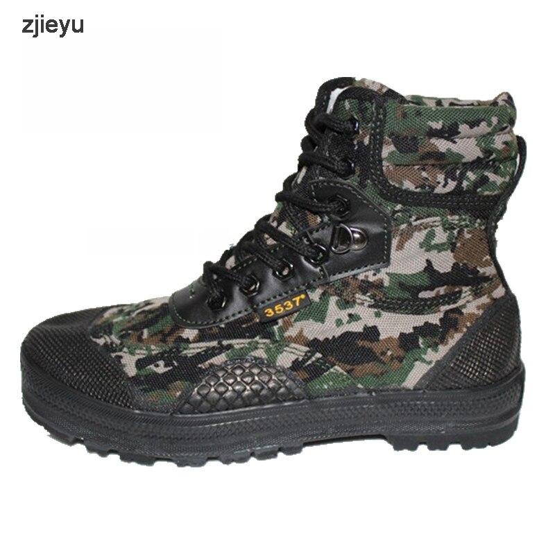 купить 2017 new men's Military boots Camouflage bot Army Jungle Combat bot Men Espadrilles asker Shoes Tactical combat boots онлайн