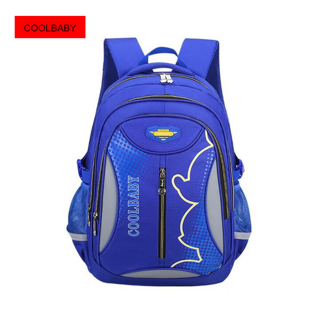 Coolbaby Nylon Boys Girls school bags Brand Backpack Cheap ...
