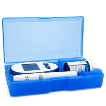 Blood Glucose Meter & Test Strips For Diabetics