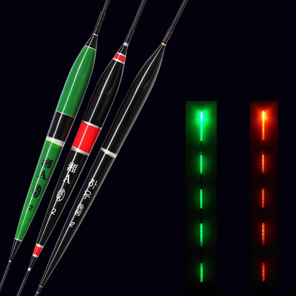 Поплавок для ночной рыбалки светодиодный