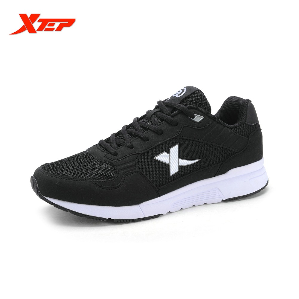 ФОТО XTEP Brand Running Shoes for Men Sports Shoes Mesh Men's Sneakers Trainer Outdoor Athletic Shoes zapatos de hombre 984319329662