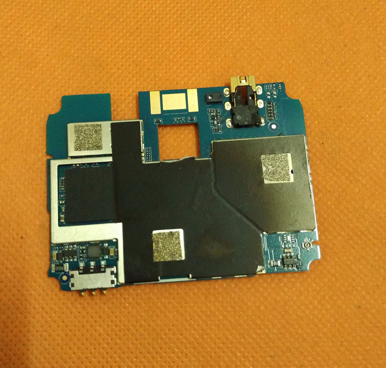 Used Original 3G+16G mainboard for Elephone P6000 Pro 5.0 HD 1280*720 MTK6753 Octa Core Free shipping