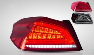 Image 2 - WRX arka lambası 2013 2014 2015 2016 LED Kuyruk olarak Dönüş Kuyruk Işık Dönüş Sinyali Modülü wrx sis lambası