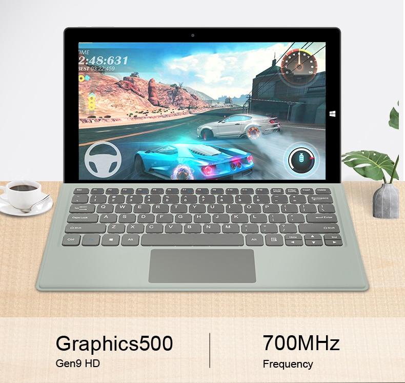 Jumper EZpad Go 2 in 1 Tablet PC 11.6 inch IPS Display windows tablet (9)