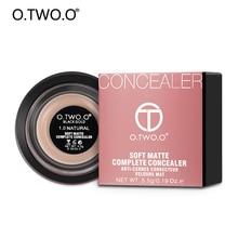 O.TWO.O Concealer Cream Gelap Kulit make up primer Basis Penutup Penuh Mata Lingkaran Gelap Krim Sempurna Pori-pori Penutup Penggunaan Sehari-hari Kosmetik