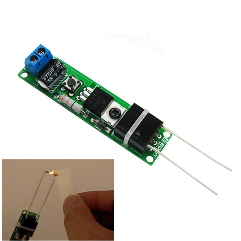 DC3-5V DIY Kit High Voltage Generator Arc Igniter Lighter Kit For DIY Electronic Production Suite