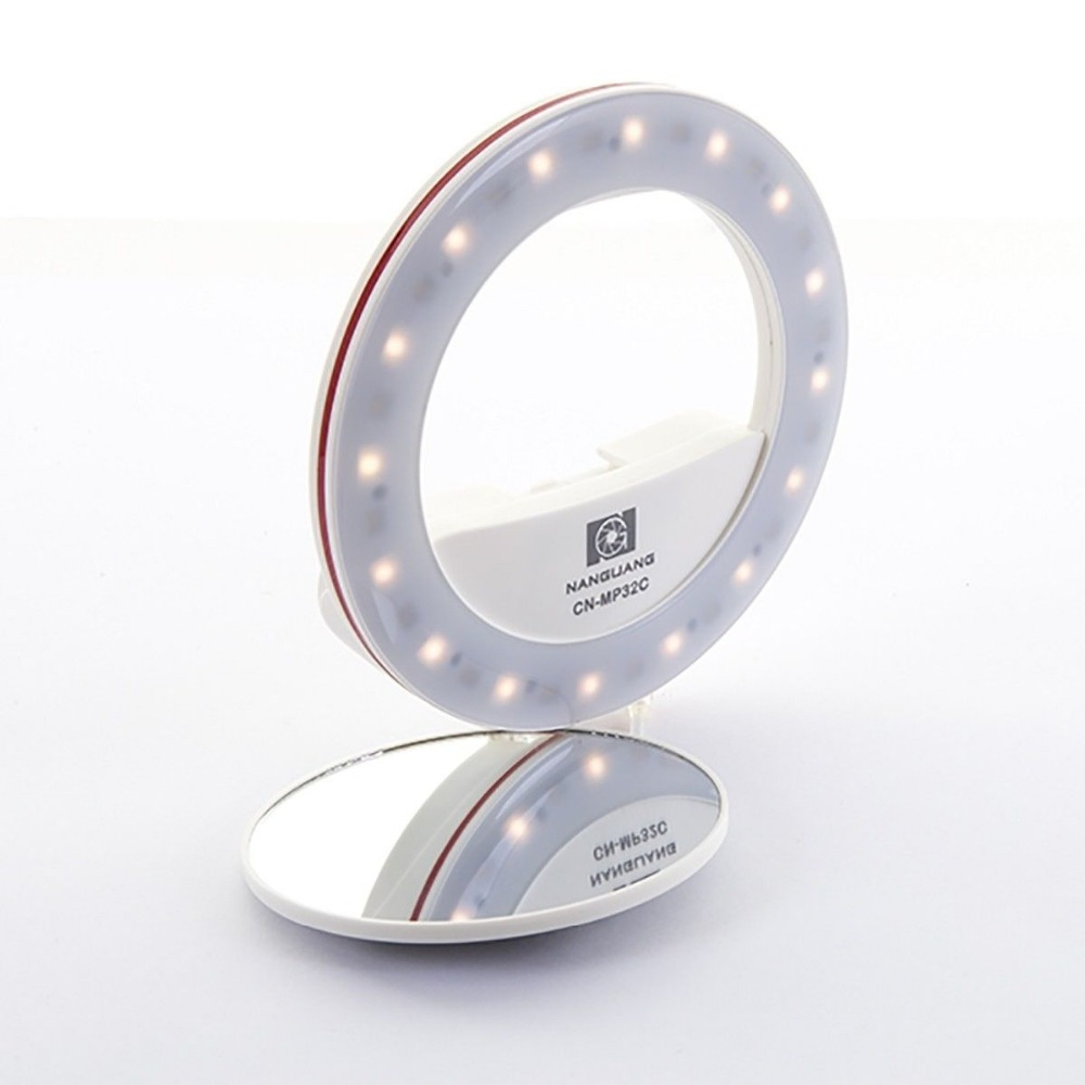 NanGuang CN-MP32C grand anneau de LED Mobile NGMP32C pour la photographie CD15
