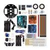 Kuongshun Smart Small Turtle Robot Car Smart Car For Arduino Robot Starter Kit