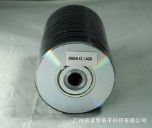 Оптовая продажа, 50 дисков, менее 0.3% дефектов, серебристая задняя часть, 1,4 ГБ, 8 см, мини-диск без рисунка DVD R