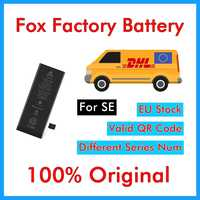 BMT 5pcs/lot Foxc Factory Battery 0 cycle 1642mAh Battery for iPhone SE 5SE replacement BMTISEFFB