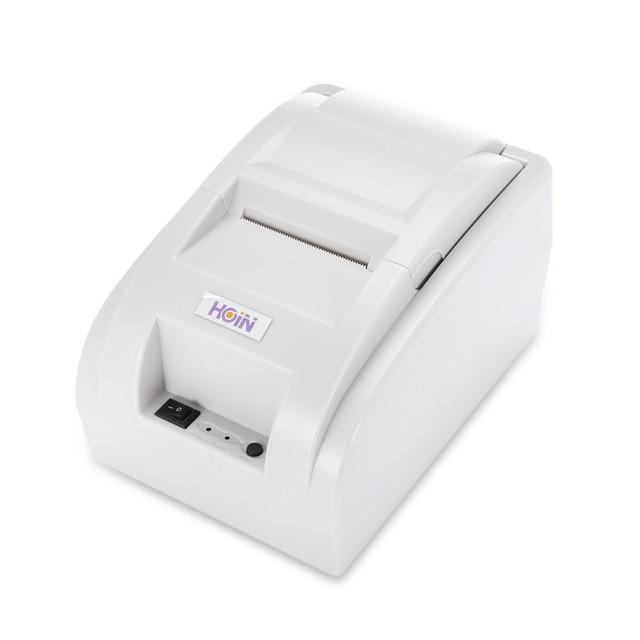 Hoin Hop-h58 USB/Bluetooth Термальность Кассового Чека принтера pos печати инструмент