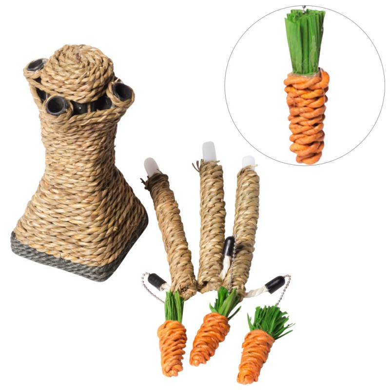 Cats Climbing Frame Sisal Rope Scratching Cat Toy Interesting Sisal Grinding Claws Scratching Post Platform New Pet Supplies