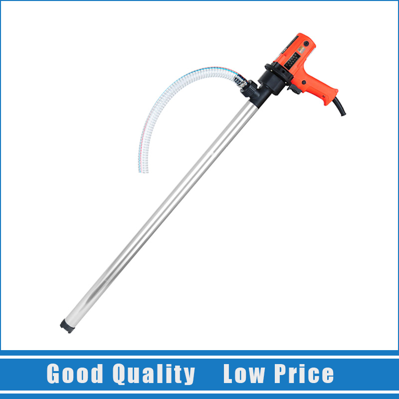 D69 Electric Pumping Pump 300CPS Industry Low Viscosity Liquid Transfer Pump With C Pipe d69 low viscosity centrifugal barrel pump 100l min 380w hand oil pump