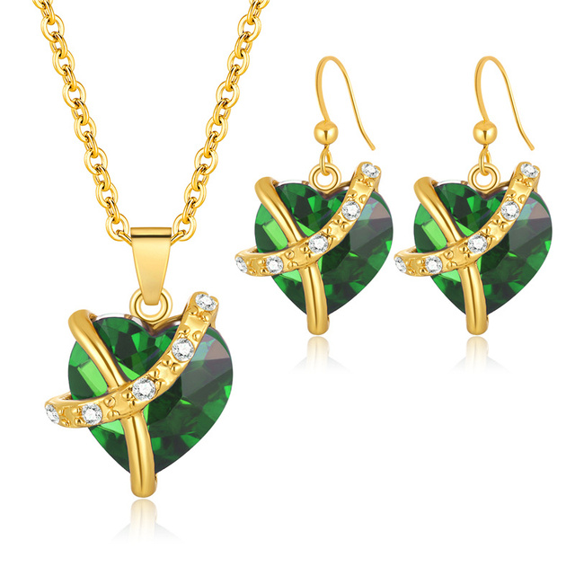 BTSETS 5 Color Jewelry Sets...
