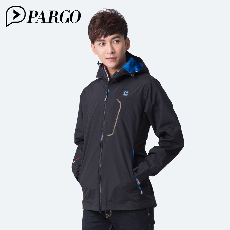 PARGO Outdoor Jacket Men gore-tex Jacket Man Waterproof Spring Autumn Coat Hiking Camping Trekking Male Jackets m65 M9007 viking love gore tex