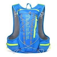 15L Light Waterproof Runnings Hikings Cycle Hydration Backpack Ripstop Bicycles Motorcycles Bag (Optional 2L TPU Water Bladder)