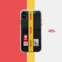 Clear Soft Dhl Case For Iphone X Xs Max Xr 8 7 6 6s Plus Silicon Phone Cover High Quality 3d Relief Fashion Couple Coque Fundas
