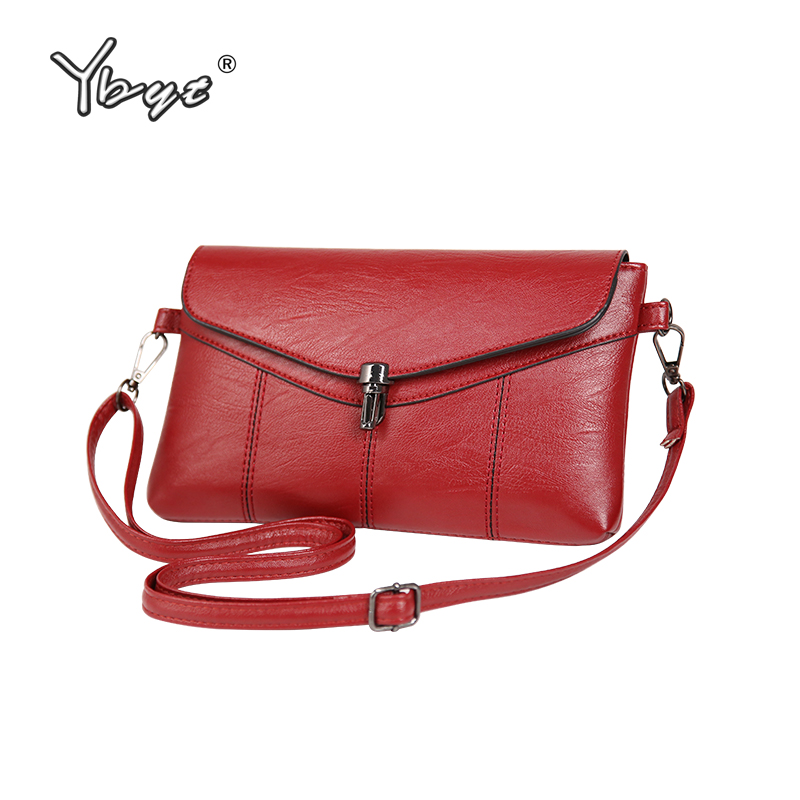 YBYT brand 2018 new women vintage casual clutch bags small messenger bag ladies bullet hasp evening bag shoulder crossbody bagsYBYT brand 2018 new women vintage casual clutch bags small messenger bag ladies bullet hasp evening bag shoulder crossbody bags